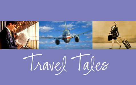 Travel Tales – Challenge & Opportunity