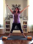 Yoga with Audra on YouTube