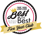 Best of the Best 2015-2019