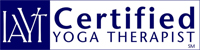 IAYT Certified Yoga Therapist Logo