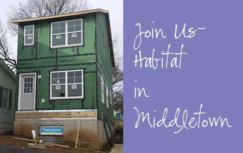 Ready to lend a hand to Habitat for Humanity? Join the MSY team!