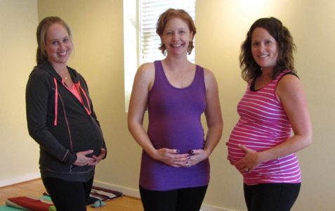 Calling All Mamas for Prenatal Yoga!