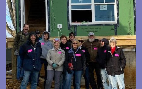 MSY Habitat for Humanity Volunteer Success!