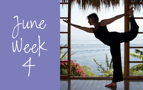 Final Week of Online June Session! June Week 4