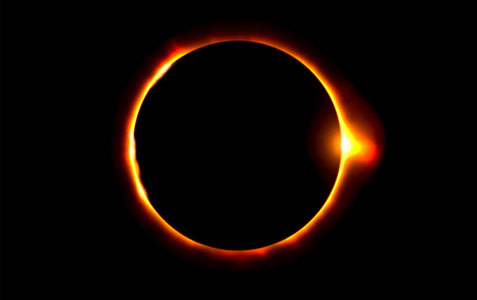 Ring of Fire Solstice