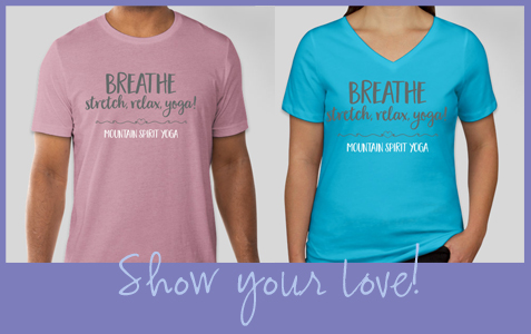 Show your Love of Yoga and MSY!