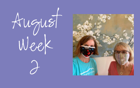 August Week 2 Blog Post