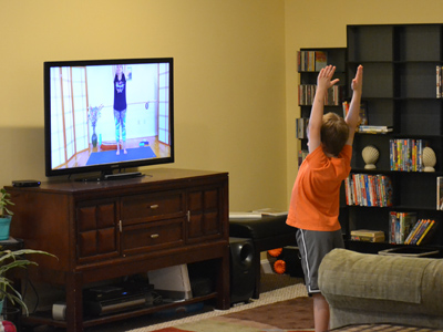 At Home Together!Kids Yoga Fun