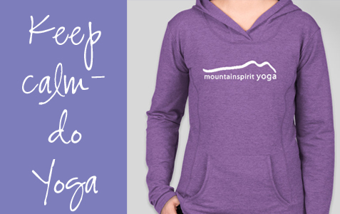 Keep Calm – Do Yoga! Fundraiser (just in time for the Holidays)