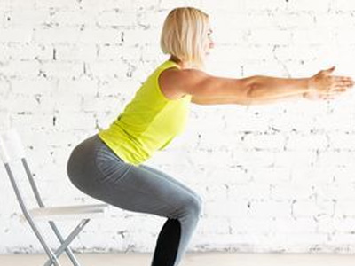 Home for the Holidays: Chair Pilates for Strength & Balance