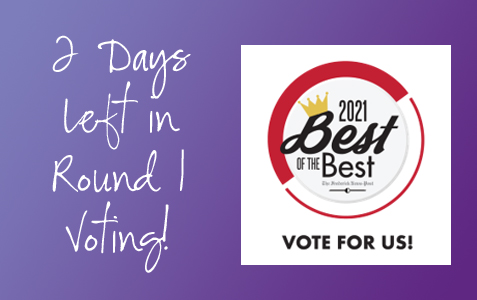 Just 2 Days Left in Round One BoB Voting!